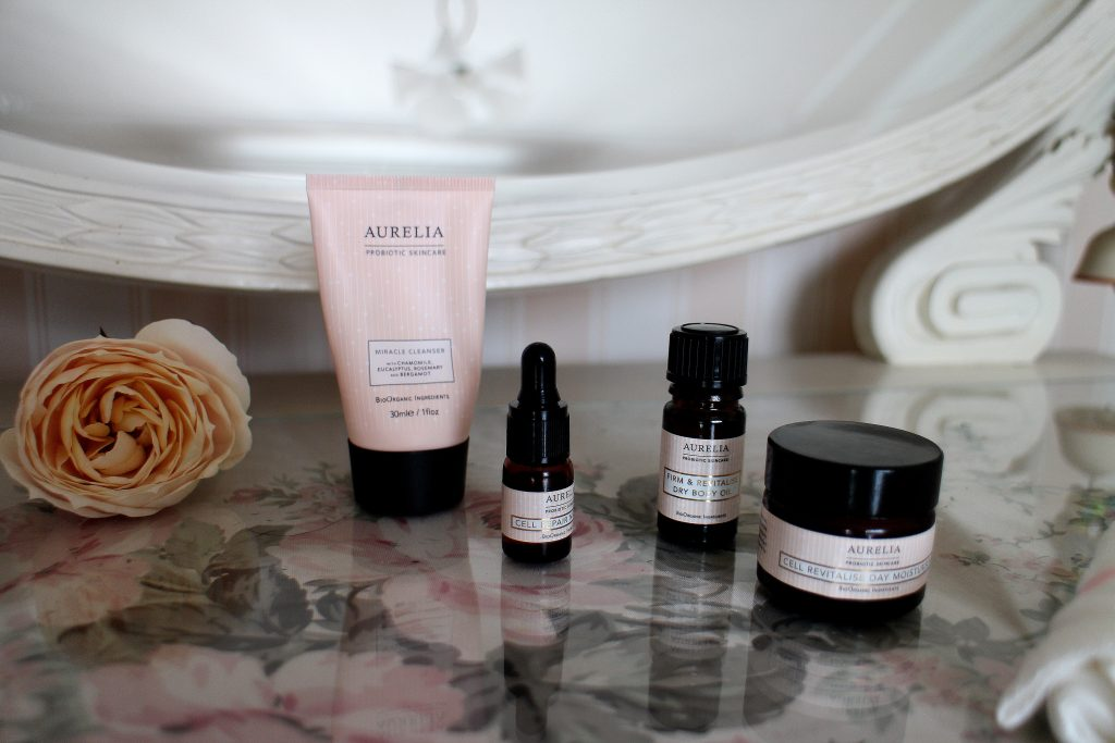 Aurelia Probiotic Skin Care products