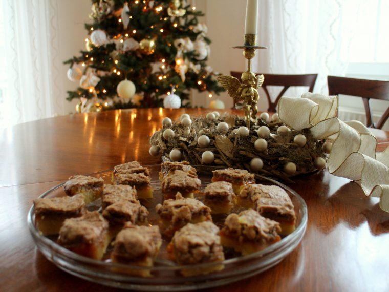 Festive home decor cookies
