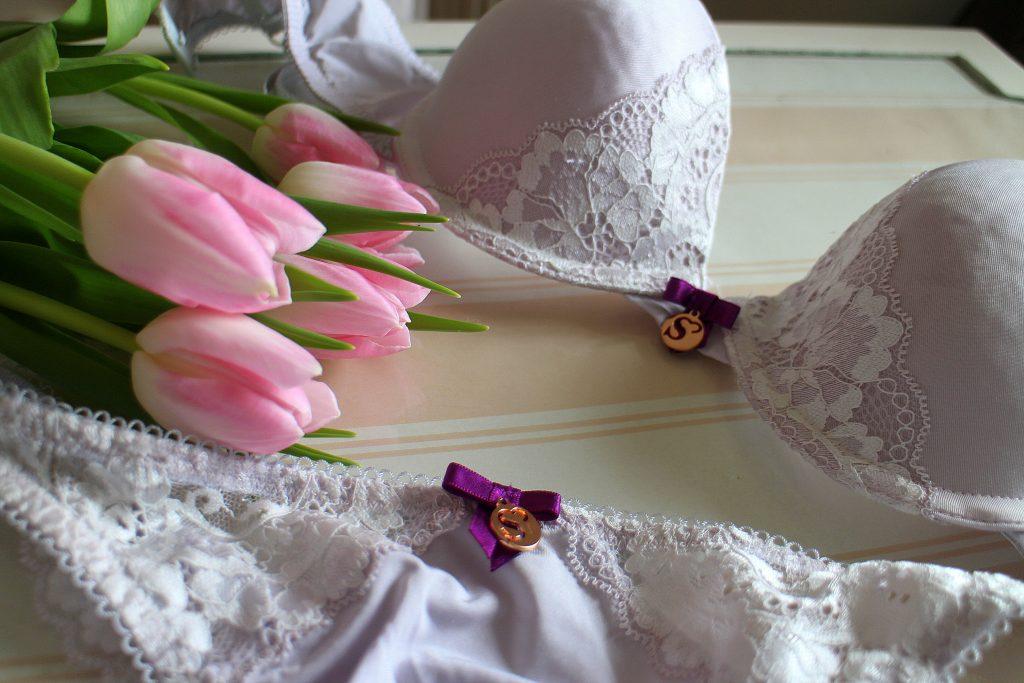 Sylvie Designs Flirty lingerie tulips bra