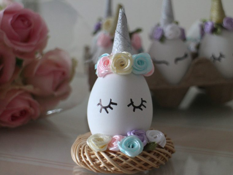 Unicorn Easter Eggs solo