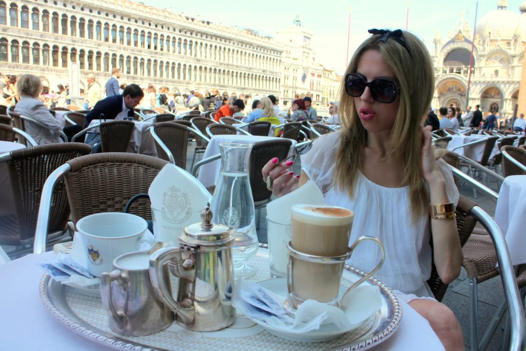Caffe Florian view