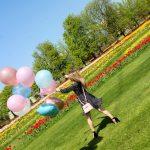 Spring Blossom Garden