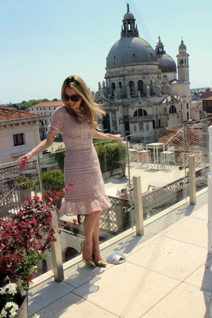 The Gritti palace smile