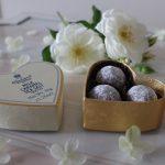 Charbonnel et Walket Truffles white sugar