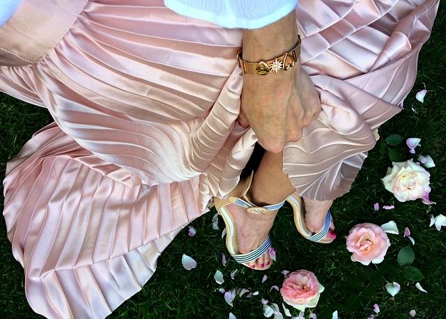 Home decor garden maxi skirt Shein