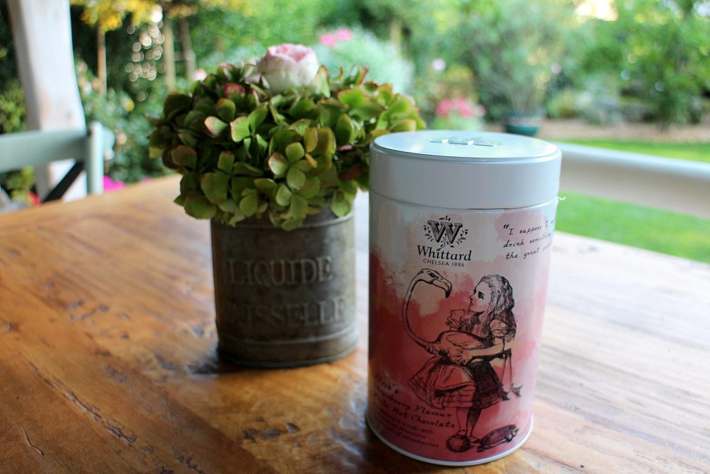 Whittard of Chelsea Strawberry White Hot Chocolate