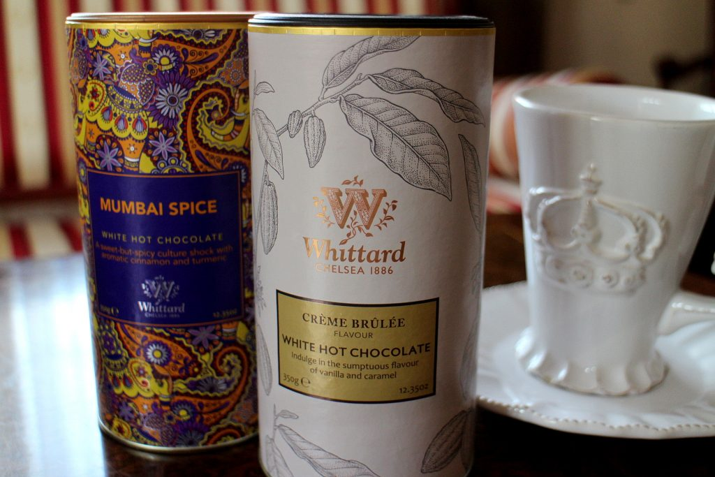 Whittard of Chelsea Hot Chocolate spice