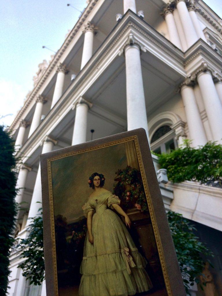 Palais Coburg Vienna Menu