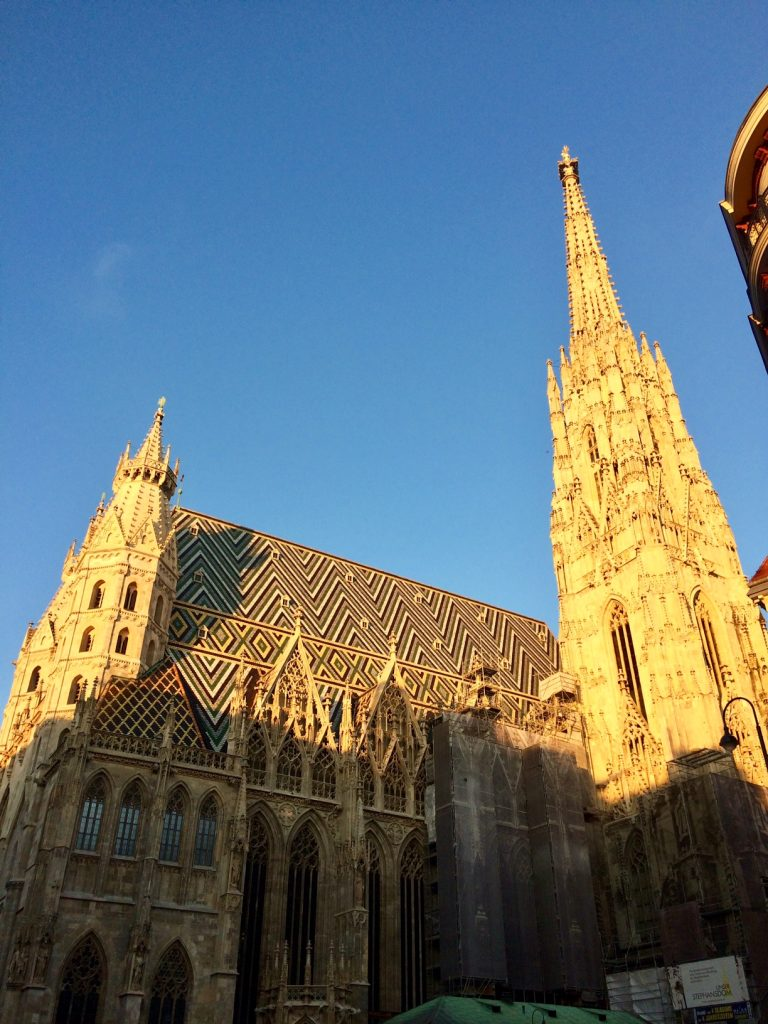 St. Stephan`s Cathedral Vienna
