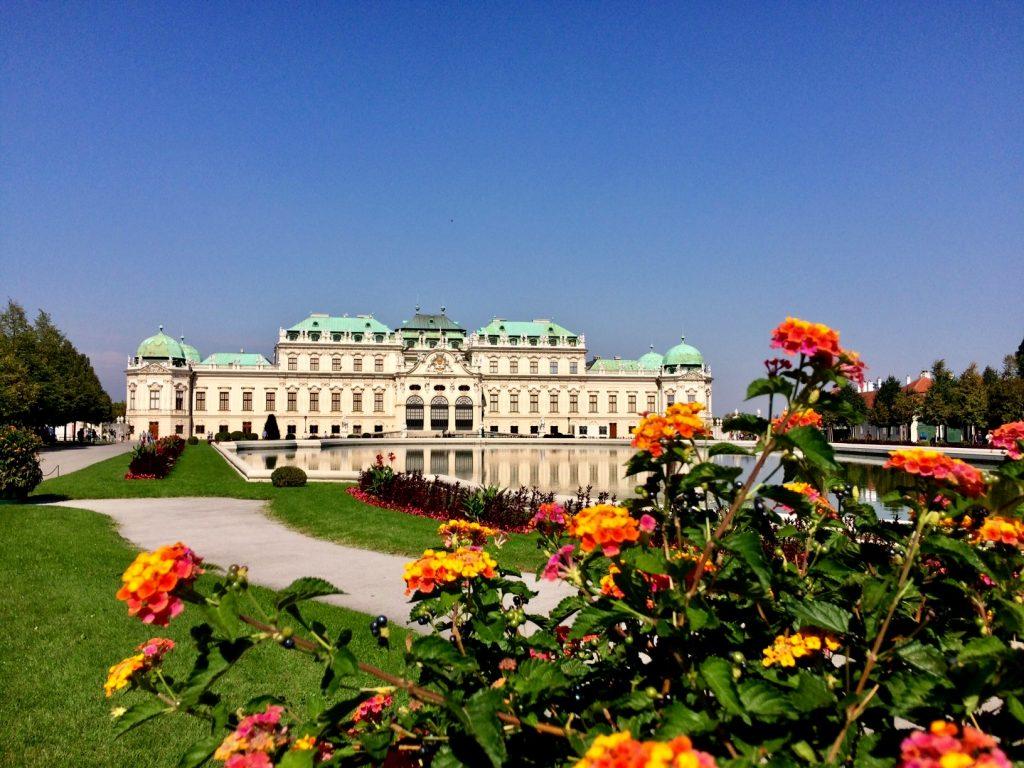 Palace Belvedere Vienna
