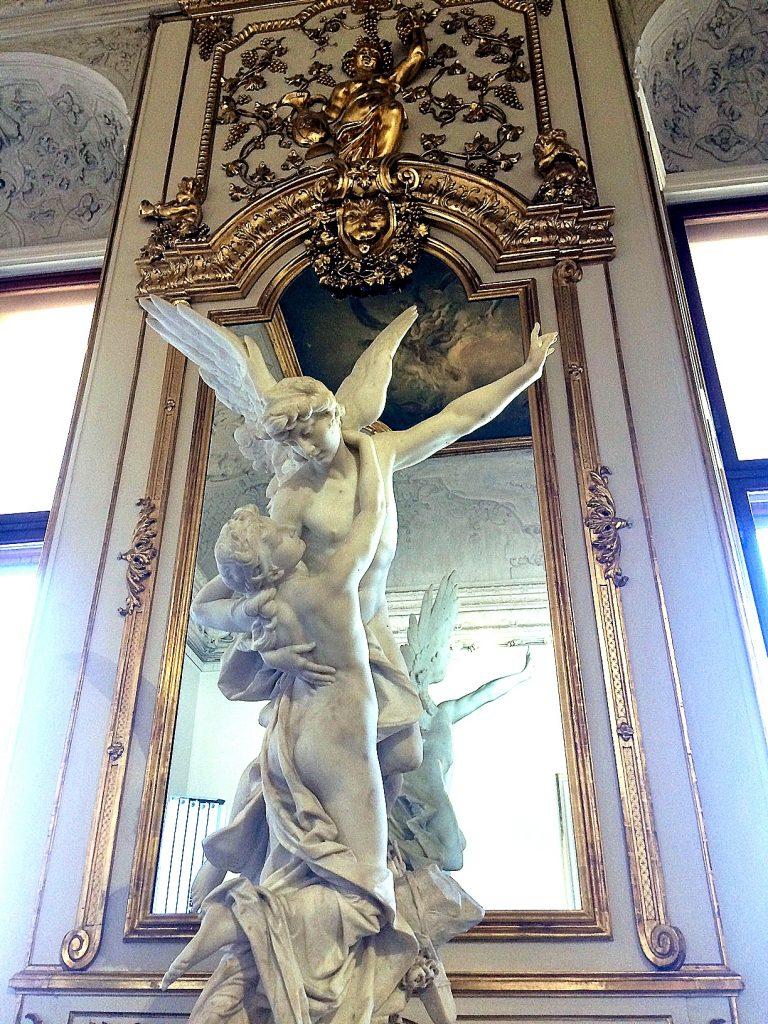 Palace Belvedere love