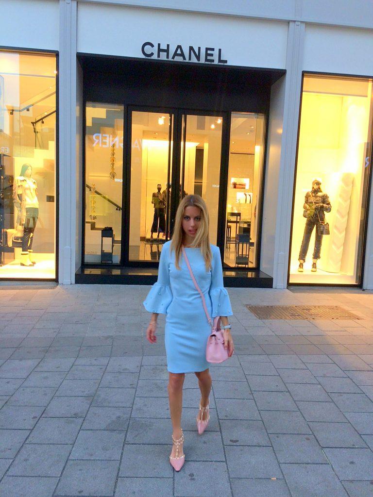 Chanel Vienna