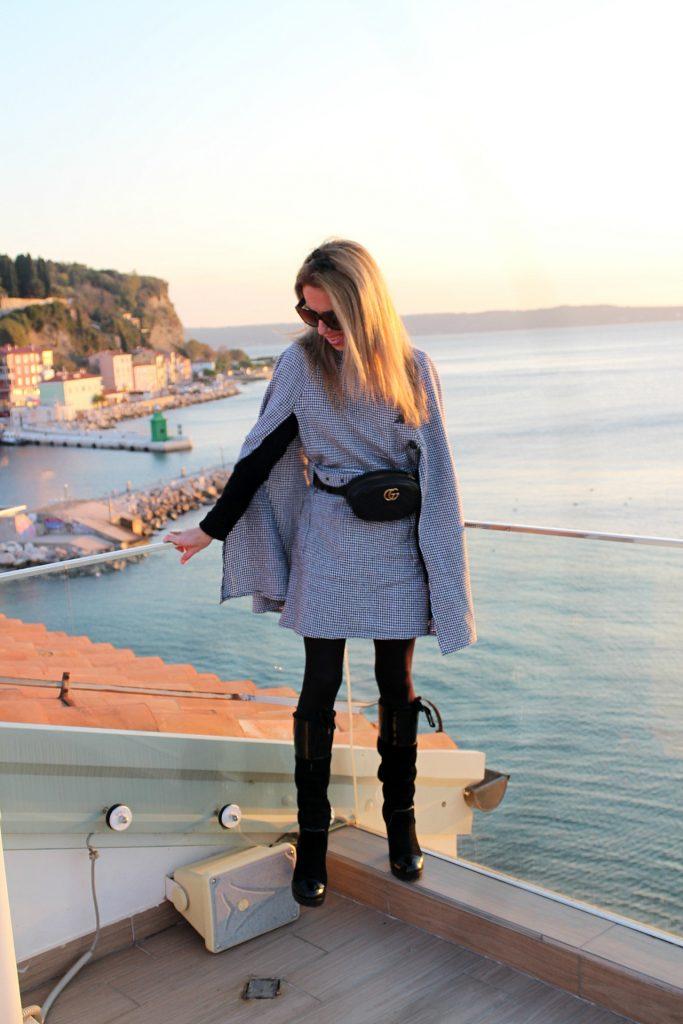 Hotel Piran Shein cape terrace