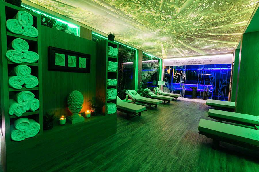Hotel Piran Wellness and spa aromatherapy