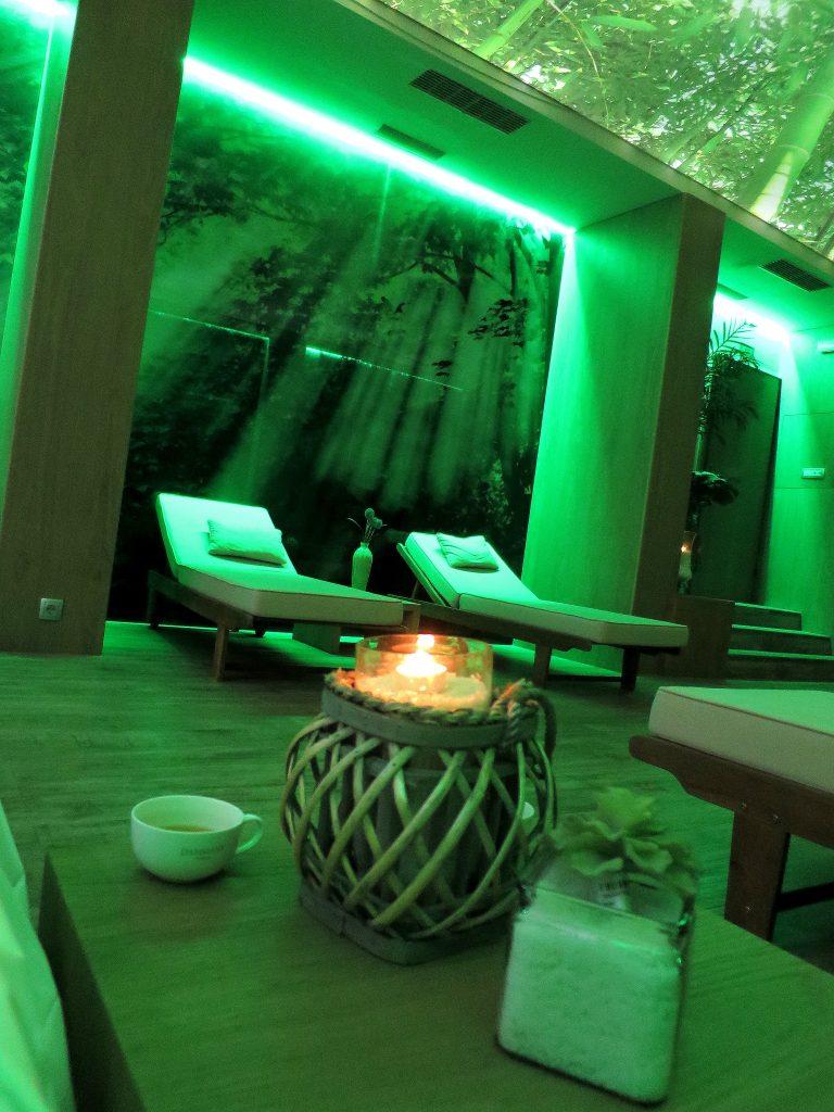 Hotel Piran Wellness and spa tea time
