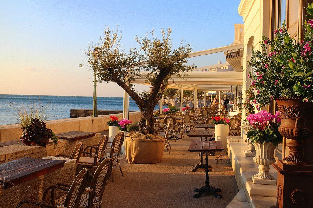Hotel Piran sea view