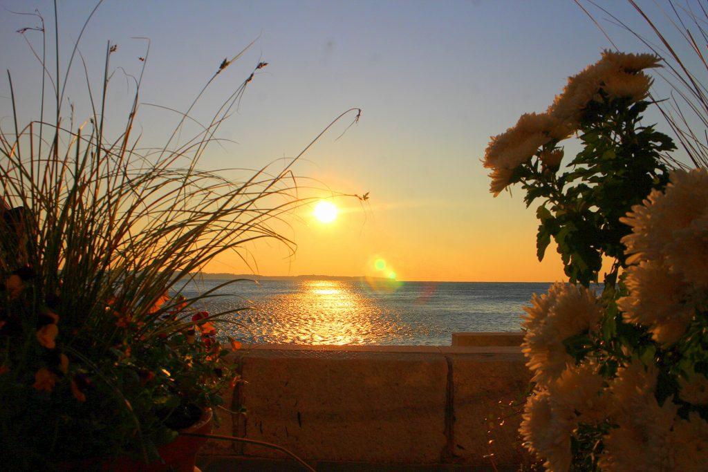 Hotel Piran sunset magic