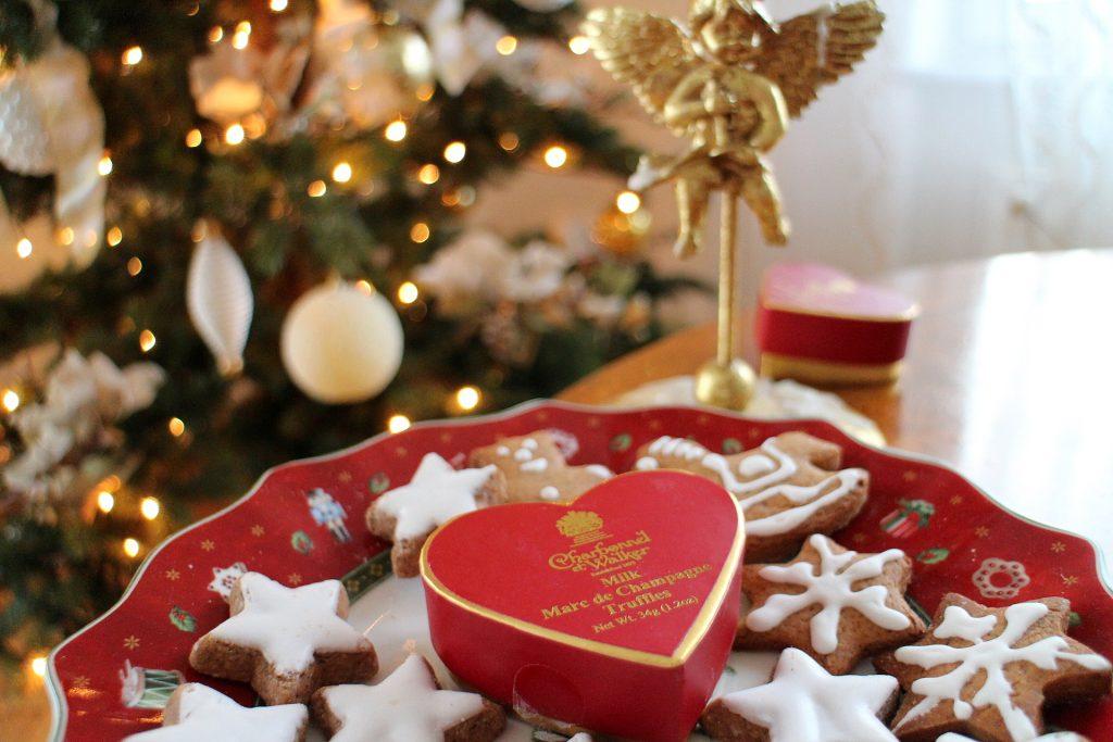 Charbonnel et Walker luxury Truffles