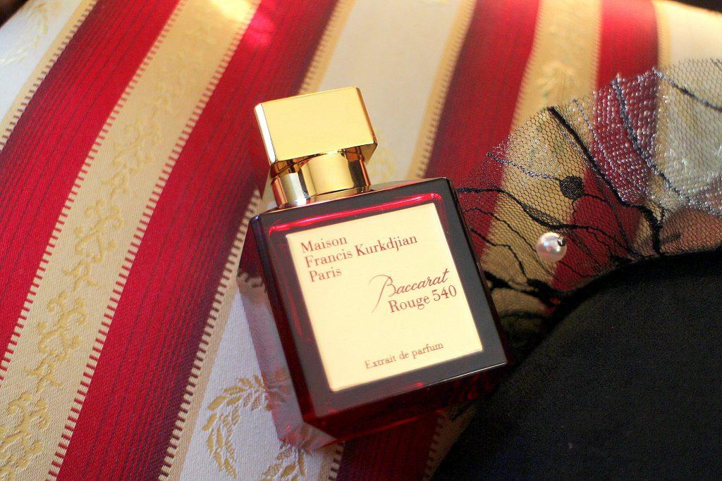 Maison Francis Kurkdjian Paris luxury lady