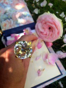 luxury rose garden