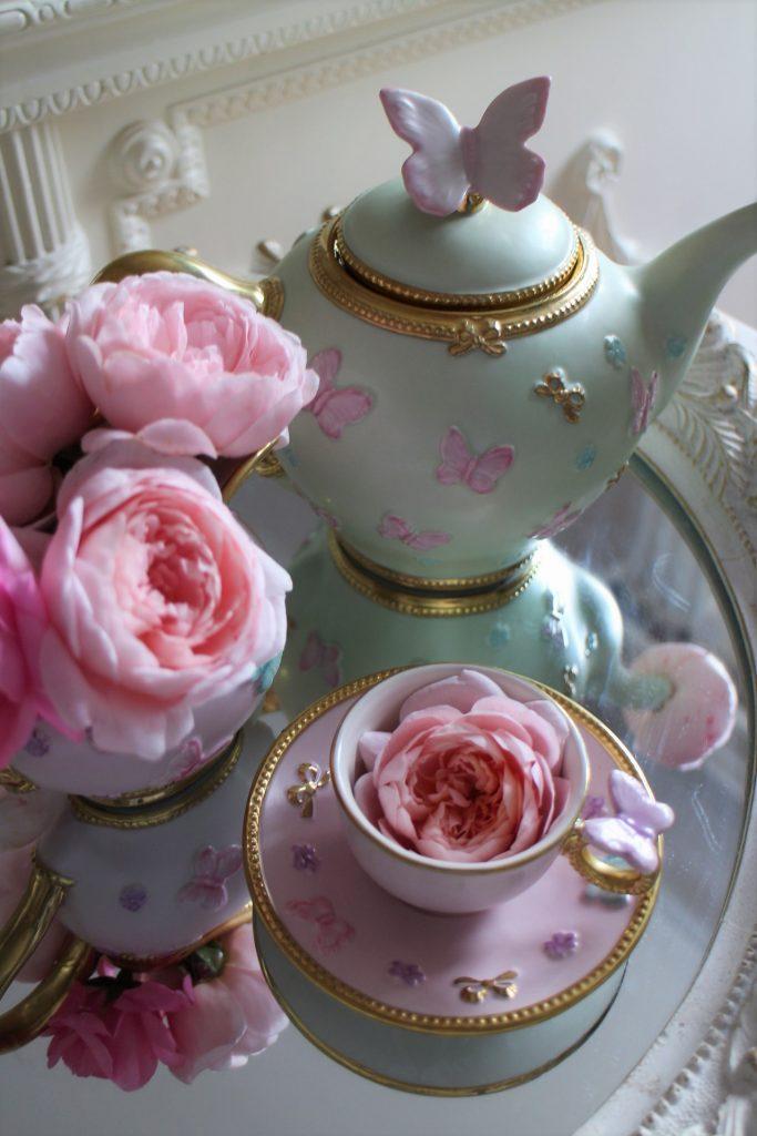 Villari Italy luxury tea Collection
