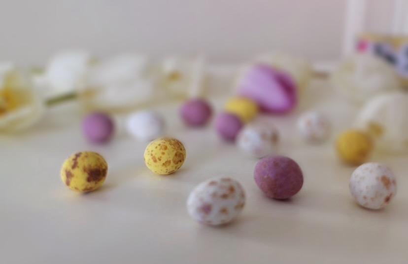 Charbonnel et Walker Easter chocolate eggs