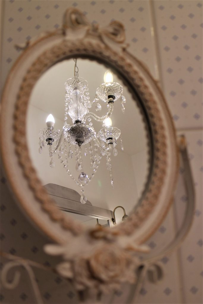 Villari chandelier